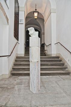 Tony Fiorentino  I Like An Arch, 2013. Installazione di contemporary locus V, Bergamo. Foto di Maria Zanchi