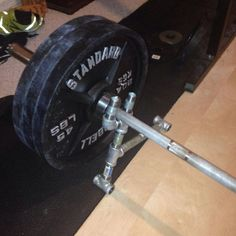 DIY deadlift jack #homegym #gym #weightlifting #powerlifting #strongman #fitness #gym