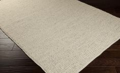 Toccoa Area Rug | Off-White Natural Fiber and Texture Rugs Hand Woven | Style TCA202
