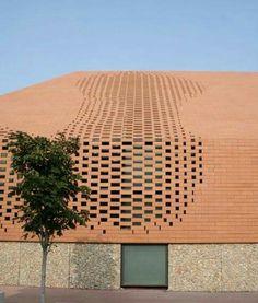 #architecture #design #bricks