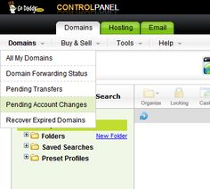 How To: Move Domain From a GoDaddy Account to Another GoDaddy Account