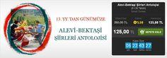 Günün Fırsatı: %50 İNDİRİM!  Alevi-Bektaşi Şiirleri Antolojisi (5 Cilt Takım) İsmail Özmen Saypa Yayın Dağıtım  http://www.hesapkitap.com/alevi-bektasi-siirleri-antolojisi.html