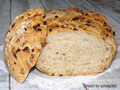 GRUNT TO PRZEPIS!: Cebulowy chleb z naczynia żaroodpornego Banana Bread, Dinner, Cooking, Desserts, Magnolia, Dining, Dinners, Kochen, Deserts