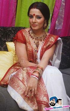 Bengali Modern Saree
