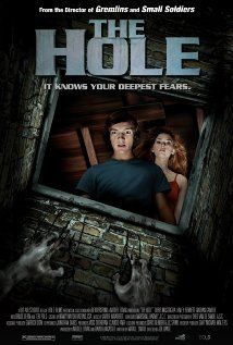 The Hole (2009): A pair of brothers stumble upon a mysterious hole in their basement that leads to the darkest corridors of their fears and nightmares.