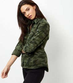 Find your look with this camo print shirt - great for adding so character to…