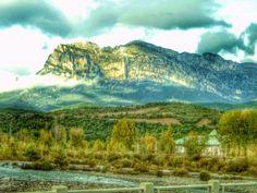 La Peña Montañesa, Huesca. España.