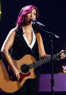 Jessica Meuse: American Idol Is Like The Hunger Games