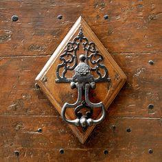 door detail, Brive-la-Gaillarde (France)