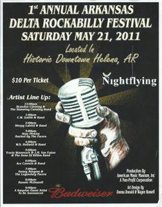 Delta Rockabilly Festival