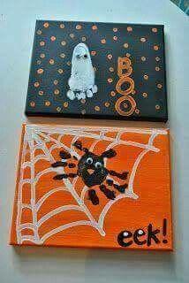 Baby's 1st halloween idea