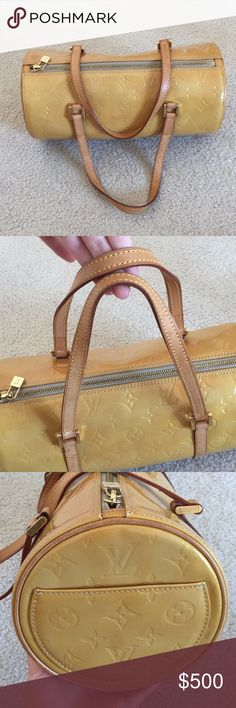 Authentic Louis Vuitton bag  authentic. Really a little sign of wear in perfect condition!!! Misplaced the duster bag, will try to find it before shipped or will definitely go with another designer duster. Louis Vuitton Bags