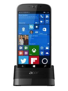Das Ist Erste Smartphone Von Acer Mit Windows 10 Mobile