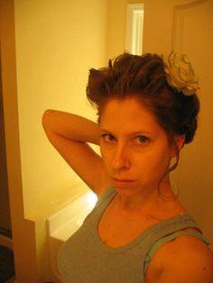 Edwardian Gibson Girl Hair Tutorial