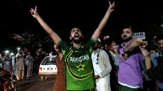 Indian police arrest 15 for cheering Pakistan's Champions Trophy ...