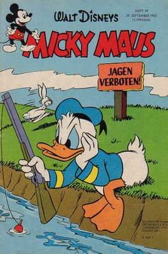 A cover gallery for the comic book Micky Maus Walt Disney, Disney Duck, Disney Art, Disney Cartoon Characters, Disney Cartoons, Crocodile Cartoon, Disney Best Friends, Tweety, Donald And Daisy Duck