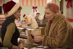 "Rooney Mara and Cate Blanchett New Film ""Carol"" Full Trailer / のRooney MaraとCate Blanchettが共演した映画「Carol」の予告編が公開された。2015年度のカンヌ映画祭主演女優賞受賞作品。"