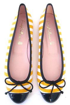 Pretty Ballerinas AMARELOOOOOOOOOOO!!!!!