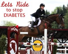 Ride for Diabetes, because Together WE Conquer Obstacles