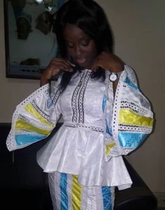 Latest African Fashion Dresses, African Print Fashion, African Attire, African Dress, White Gowns, Designer Clothes For Men, Abaya Fashion, African Women, Plus Size Outfits