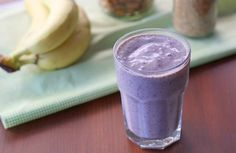 Vemale.com: Bananaberry Smoothie