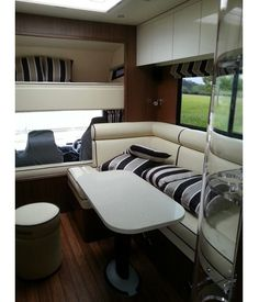Granite Transformations in top-end Oakley Horseboxes Horse Box Conversion, Future Farms, Creative Products, Truck Interior, Recycled Glass, Stables, Nice Things, Campers, Camper