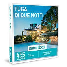 SMARTBOX - Cofanetto Regalo - A TUTTO SVAGO PER DUE - Degustazioni ...