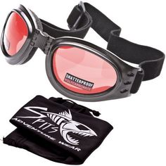 find the best deal for Adventure Foldable Goggles GREY Frame Red MIRRORED Lenses - Swimming Styles For Newbes