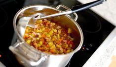Jak uvařit čočkovo-pohankovou polévku | recept