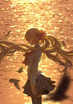 images for illustration anime art Art Manga, Chica Anime Manga, Anime Chibi, Kawaii Anime Girl, Anime Art Girl, Manga Girl, Anime Girls, Anime Backgrounds Wallpapers, Animes Wallpapers