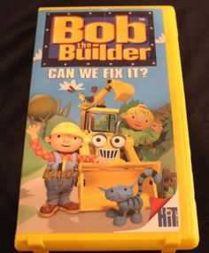 Bob-The-Builder-Can-We-Fix-It-VHS-Tape