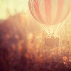 hot air baloon ride