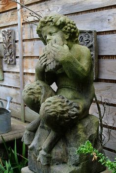 Satyr   Would Love One Of These For The Yard!   Pinned By The Mysticu0027s
