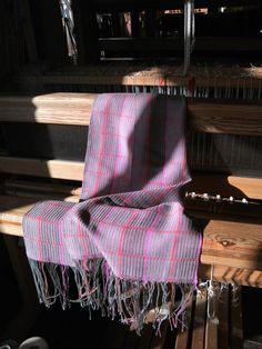 A beautiful cotton scarf