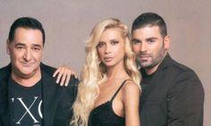 Από τις 9 Μαϊου: Βασίλης Καρράς - Πάολα - Παντελής Παντελίδης στο Politia live clubbing - Θεσσαλονίκη!