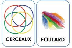 Imagier PS: le matériel de motricité Cycle 1, Different Languages, Brain Gym, Petite Section, Preschool, Teaching, Blog, Alysse, Voici