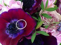 Flowery rings