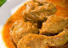 The Delicious of Kari Ayam (Chicken Curry) Chicken Recipe In Urdu, Kfc Fried Chicken Recipe, Chicken Mushroom Recipes, Biryani Recipe, Masala Recipe, Fish Croquettes Recipe, Egg Soup Recipe, Malaysian Chicken Curry, Kari Ayam