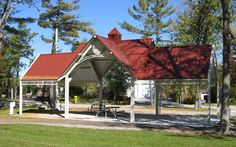 ABC Recreation can custom design, build and install shade structures, such as gazebos, and pavilions to complement your recreation park surroundings. Shade Structure, Shelters, Pavilion, Playground, Gazebo, Custom Design, Shades, Outdoor Structures, Paris