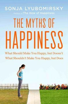 The How of Happiness uses cutting-edge psychological research to provide a series of sound, practical recommendations to make life more satisfying. Becoming happier may take some work, but reading Sonja Lyubomirsky's book is an effortless pleasure.  Barry Schwartz, author of The Paradox of Choice