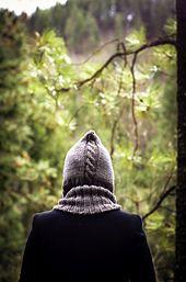 Ravelry: Through the Woods Hoodlet pattern by Kalurah Hudson Knitting For Kids, Knitting Projects, Knitting Patterns, Knitting Ideas, Knit Or Crochet, Crochet Hats, Crotchet, Aran Weight Yarn, Headband Pattern