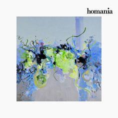Cuadro óleo manchas by Homania - 5239