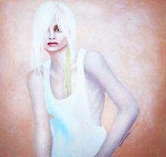 Masha Vereshchenko Andrej Pejic - 2014 Acrylic on canvas x cm Best Clips, Michael Jackson, Disney Characters, Fictional Characters, Disney Princess, Film, Canvas, Art, Movie