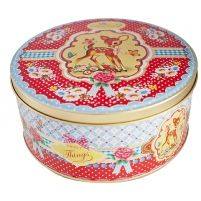 Cotton Candy Nesting tins