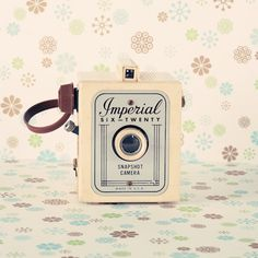 Spring decor film camera photography french decor by CarolineMint, $12.00
