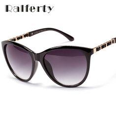 $5.09 (Buy here: https://alitems.com/g/1e8d114494ebda23ff8b16525dc3e8/?i=5&ulp=https%3A%2F%2Fwww.aliexpress.com%2Fitem%2F2015-retro-coating-vintage-fashion-glasses-fashion-sun-glasses-women-sunglasses-women-brand-sun-glasses-eyewear%2F32282530629.html ) Ralferty Sexy Ladies Cat Eye Sunglasses Women Vintage Retro Cateye Gradient UV400 Lens Sun Glasses Shades Oculos lunettes 5230 for just $5.09