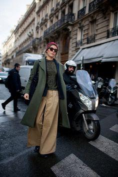 【スナップ】トレンドが一堂に会した4大コレクションの総決算! 2016-17年秋冬パリ・ファッション・ウイーク ストリートスナップ(235枚) 197 / 230