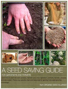 A Seed Saving Guide by Organic Seed Alliance: Free ebook. #Guide #Seed_Saving #ebook