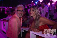 Carla Haddad & Michel Sleiman @ Taxi Night - White Beirut