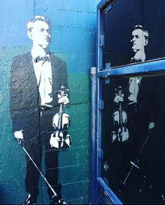 Blek le Rat in Eugene, Oregon, USA, 2017 Blek Le Rat, 3d Street Art, Oregon Usa, Eugene Oregon, Urban Art, Installation Art, Wander, Graffiti, Fictional Characters
